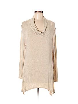Kim & Cami Long Sleeve Blouse Size L