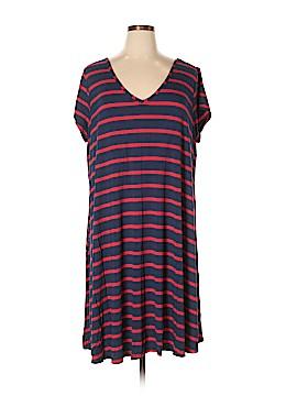 Lane Bryant Casual Dress Size 22 - 24 (Plus)