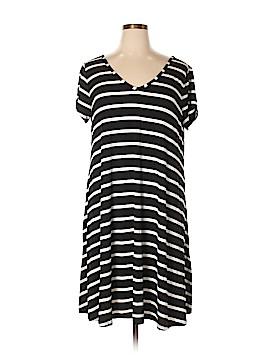 Lane Bryant Casual Dress Size 28 - 26 (Plus)