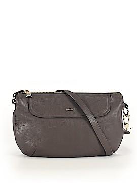 FURLA Leather Crossbody Bag One Size