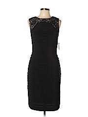Black Saks Fifth Avenue Casual Dress