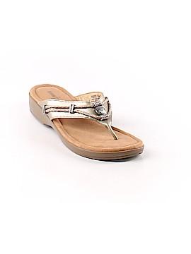 Minnetonka Flip Flops Size 7