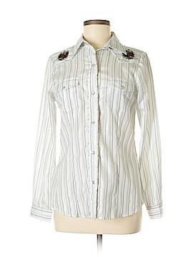 Roper Long Sleeve Blouse Size S