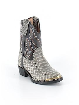 Durango Booties Size 7