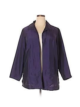 Maggie Barnes Blazer Size 1X (Plus)