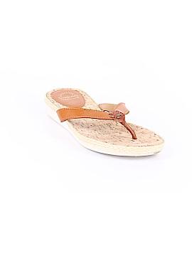 G.H. Bass & Co. Flip Flops Size 9