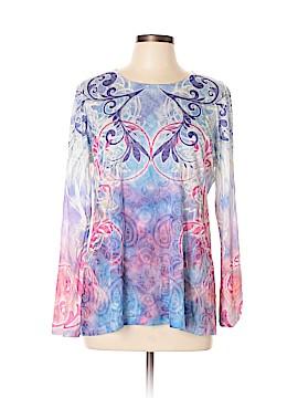 Laura Ashley Long Sleeve T-Shirt Size XL