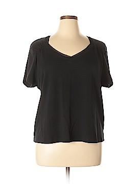 Rafaella Short Sleeve Top Size 3X (Plus)
