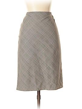 Lafayette 148 New York Wool Skirt Size 36 (EU)