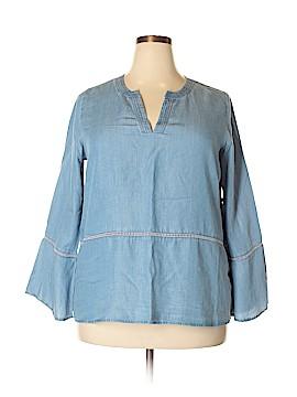 Appraisal Long Sleeve Blouse Size XL