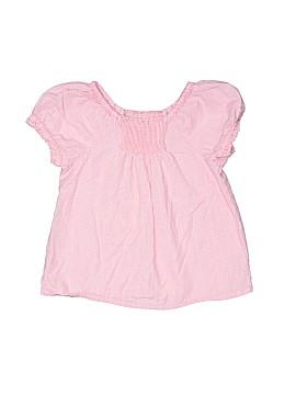 Baby Gap Short Sleeve Blouse Size 4