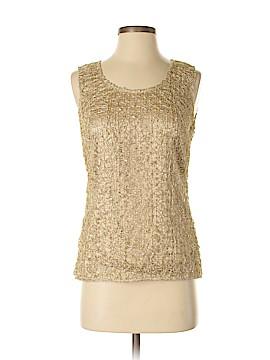 Jones New York Sleeveless Blouse Size 6