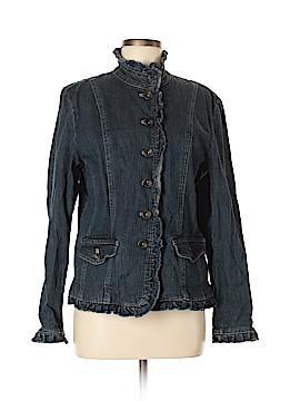 Coldwater Creek Denim Jacket Size M