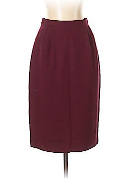 Kasper A.S.L. Wool Skirt Size 4 (Petite)