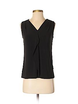 Roz & Ali Sleeveless Blouse Size XS