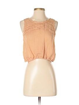 Le Fou Sleeveless Blouse Size XS