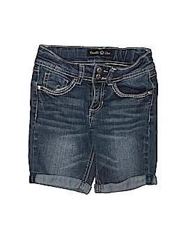 Vanilla Star Denim Shorts Size 7
