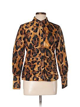WD.NY Long Sleeve Blouse Size 8