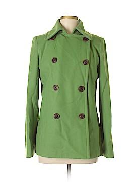 J. Crew For PIAMITA Wool Coat Size M