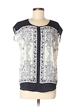 Cynthia Rowley for T.J. Maxx Short Sleeve Blouse Size S