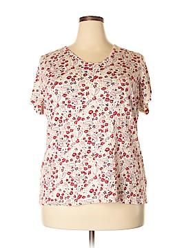 Falls Creek Short Sleeve T-Shirt Size 2X (Plus)