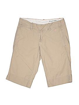 G1 Khaki Shorts Size 0