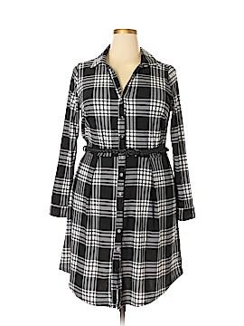 Derek Heart Casual Dress Size 1X (Plus)