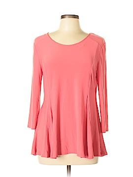 CeCe 3/4 Sleeve Top Size L