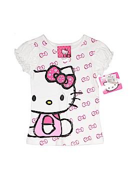 Hello Kitty Short Sleeve T-Shirt Size 2T