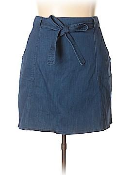 RACHEL Rachel Roy Denim Skirt Size 20 (Plus)