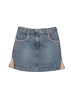Gymboree Denim Skirt Size 7