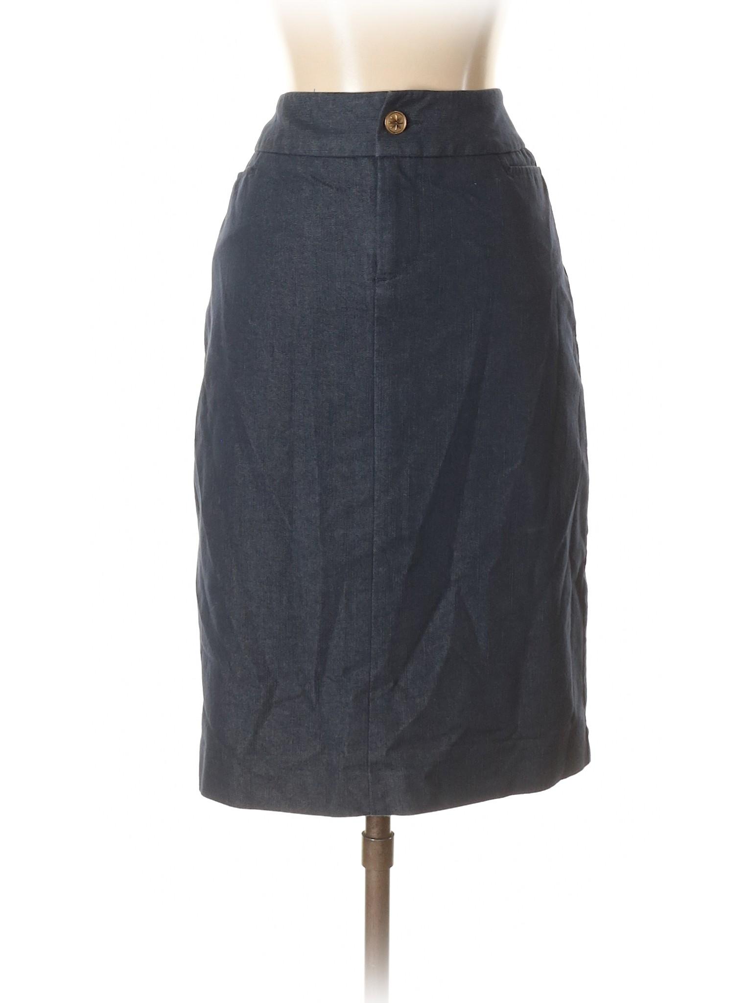 LIVE Isaac Leisure Mizrahi winter Casual Skirt tnaqvT