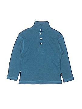 Confetti Long Sleeve Polo Size 5