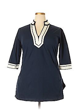 EShakti 3/4 Sleeve Blouse Size 1X (Plus)