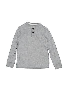 Cherokee Long Sleeve Henley Size 8 - 10