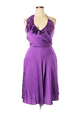 Halston Heritage Cocktail Dress Size 10
