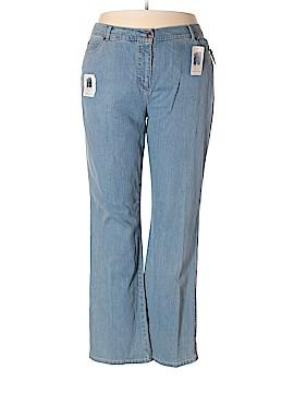 JM Collection Jeans Size 18 (Plus)