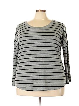 Pure Energy 3/4 Sleeve T-Shirt Size 2X (Plus)