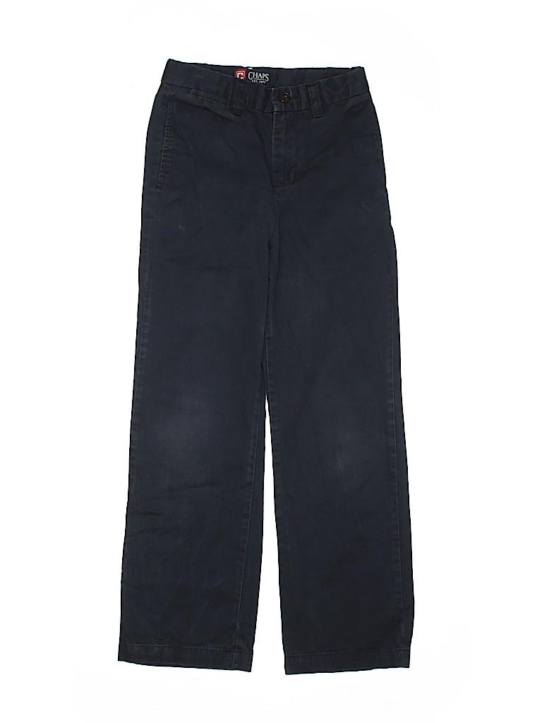 Chaps Boys Khakis Size 7