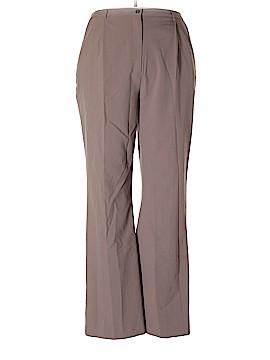 Liz Baker Dress Pants Size 20 (Plus)