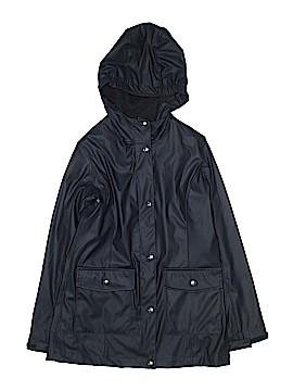 Lands' End Faux Leather Jacket Size 10 - 12