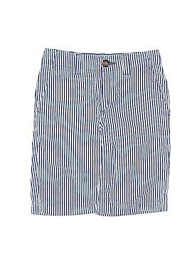 Lands' End Khaki Shorts Size 8 (Slim)