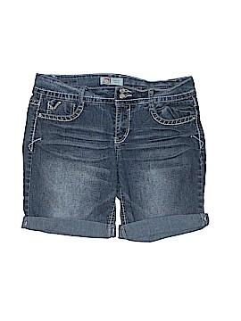 Lie Denim Shorts Size 9