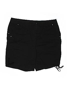 Kim Rogers Shorts Size 3X (Plus)