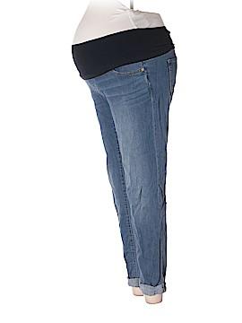 LED Luxe Essentials Denim Jeans 26 Waist (Maternity)