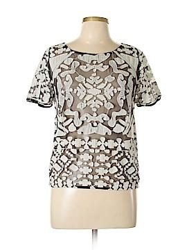 Greylin Short Sleeve Blouse Size M