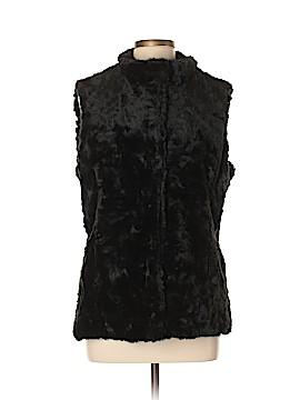 Weatherproof Faux Fur Vest Size XL