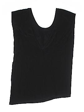 Tt Collection Short Sleeve Silk Top Size 1