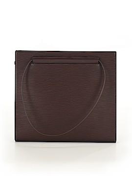 Louis Vuitton Leather Shoulder Bag One Size