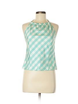 CK Bradley New York Sleeveless Silk Top Size 6